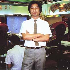 Tōru Iwatani
